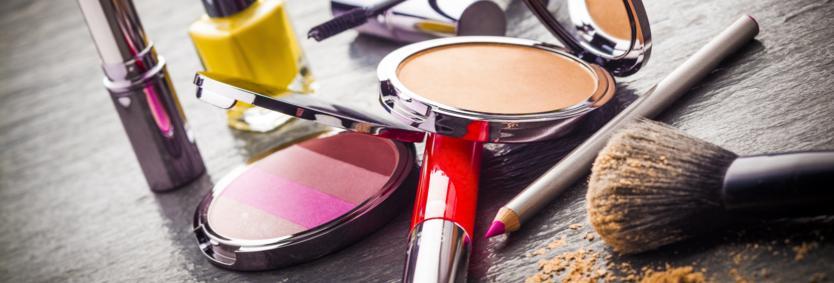 Des cosmétiques sains et sûrs